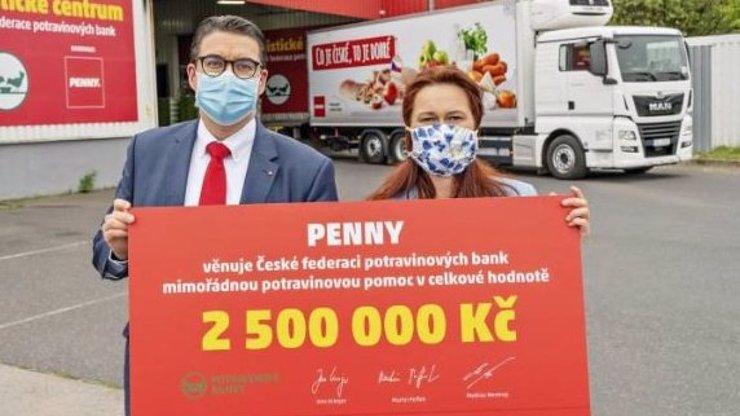 Semknuté Česko! Seniorům, dětským ani azylový domovům nedostatek potravin aktuálně nehrozí!