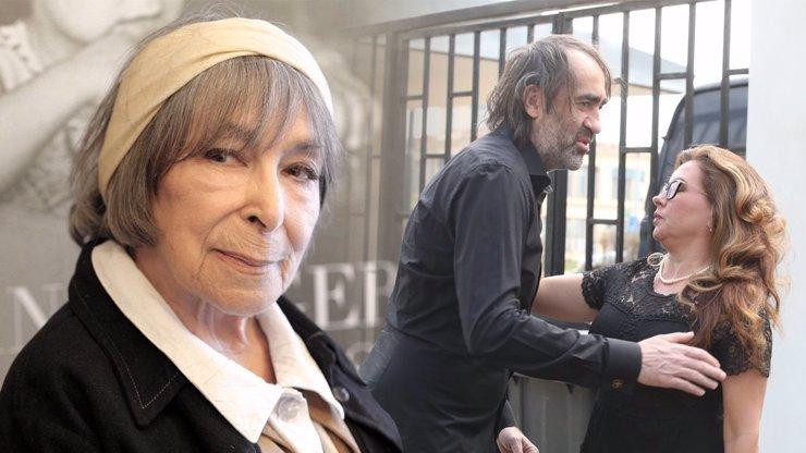 Pohřeb Hany Hegerové obrazem: Její kmotřenec Jakub Kohák se sápal po Morávkové