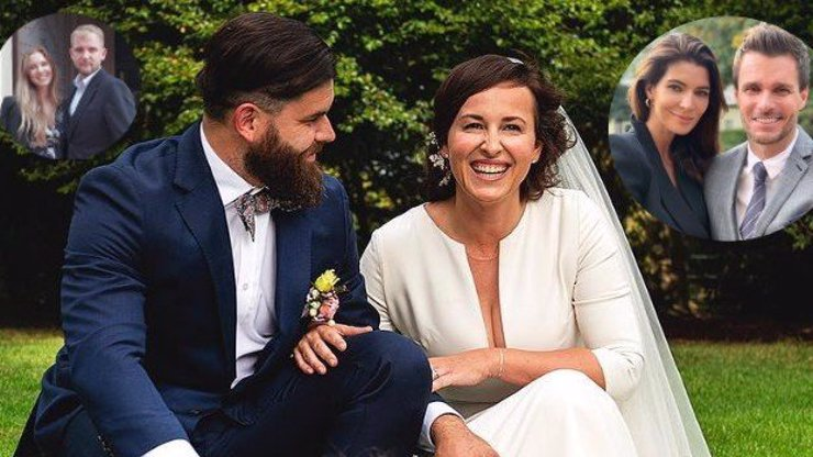 Z Lucie Šilhánové je paní Černá: Na svatbu moderátorky Evropy 2 dorazila spousta hvězdných hostů