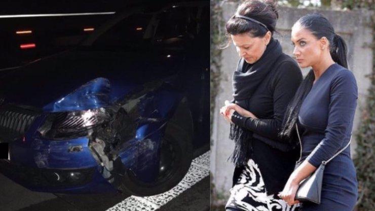 Nestihla se vzpamatovat z pohřbu manžela a přišla další rána: Andrea Pomeje měla drsnou nehodu!