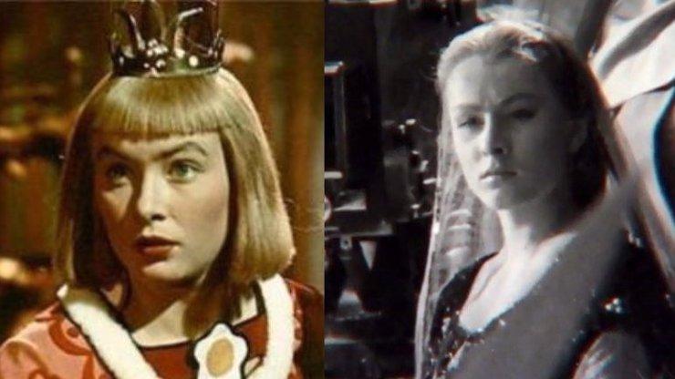 Hrátky s čertem: Alena Vránová se k roli Dišperandy dostala náhodou, ztvárnit ji měla tragicky zesnulá herečka.