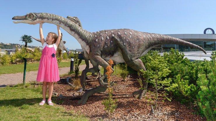 6 důvodů, proč si vybrat s dětmi za cíl letního výletu DinoPark
