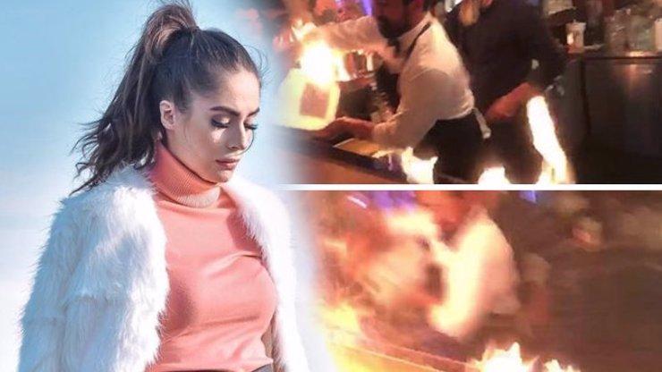 Soudní bitva Týnuš Třešničkové: Restaurace, kde ji popálili, nechce o ničem slyšet