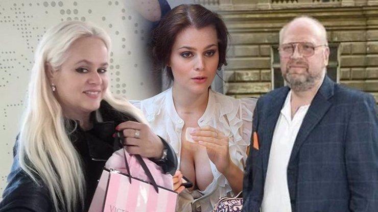 Monika Štiková zkritizovala těhotnou Ornellu, Koktu i Quentina, otec Michal vrací úder