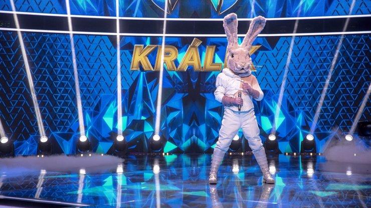 Show Zlatá maska opouští Králík: V kostýmu se ukrýval známý slovenský herec