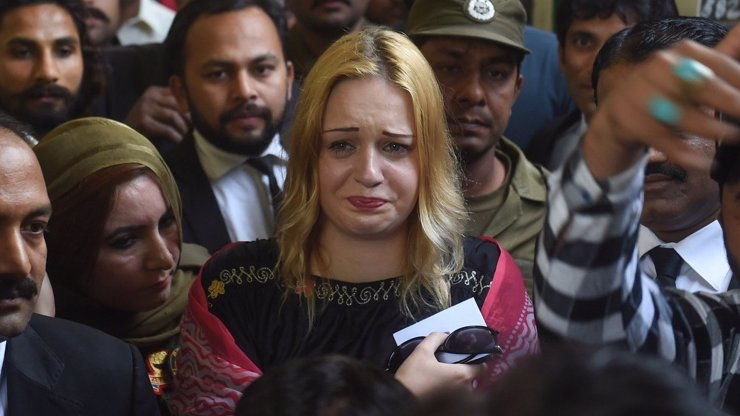 Drsné podmínky v pákistánské věznici: Pašeračka Tereza byla bez vody i elektřiny