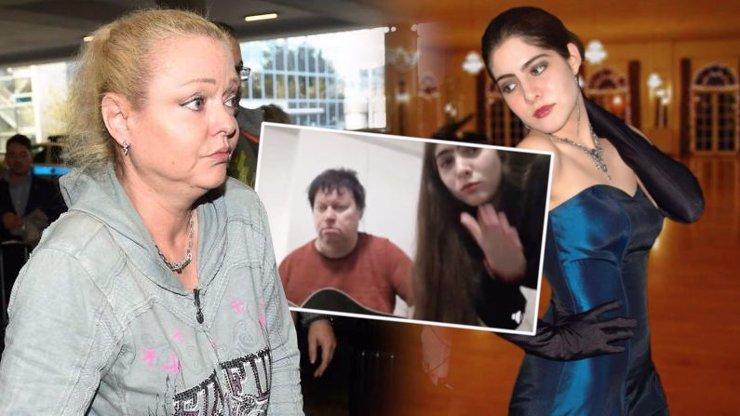 Manžela Dominiky Gottové odkopla mladá přítelkyně: Zabiju se nožem, plakal