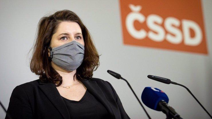 Bude mít ČSSD novou předsedkyni? Jana Maláčová ohlásila kandidaturu