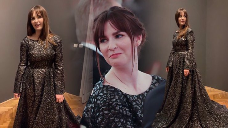 Kate Zemanová odhodila masku nudné dcery bez vkusu: Na plese byla za královnu večera