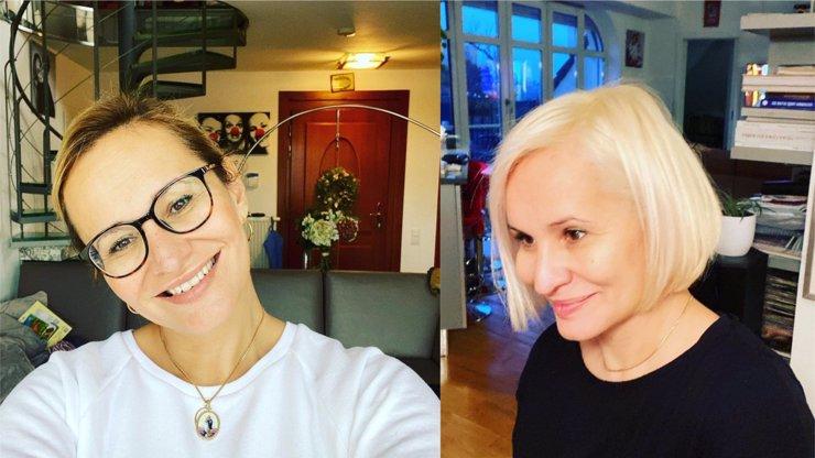 Monika Absolonová zaskočila lidi novou frizúrou: Stařecká barva zpěvačce přidala 15 let