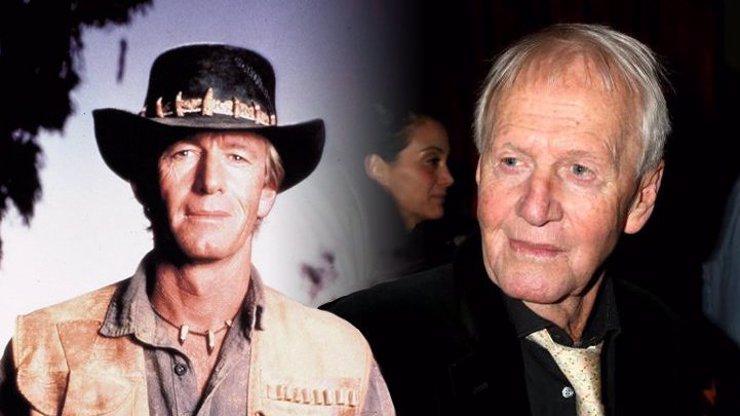 Krokodýl Dundee slaví 81. narozeniny: Jak stáří změnilo slavného svůdníka Paula Hogana