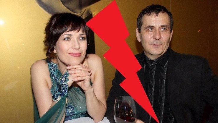 Terezu Kostkovou opustil manžel půl roku potom, co jejich rozchod předpověděla média