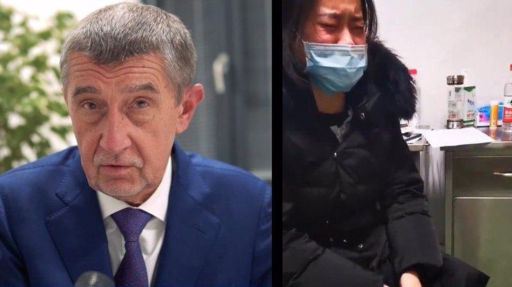 Koronavirus: Andrej Babiš představil rady, jak bojovat se smrtícím zápalem plic
