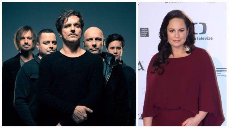 Skupina Chinaski uvede na trh nové album: Uslyšíme v něm skvostný hlas Čvančarové