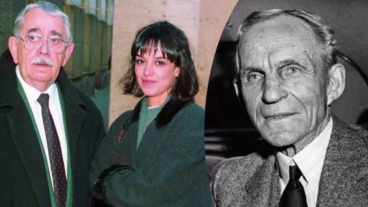 Dcera Vlastimila Brodského o tátovi: Chtěl ho do služeb miliardář Ford, on ale odmítl
