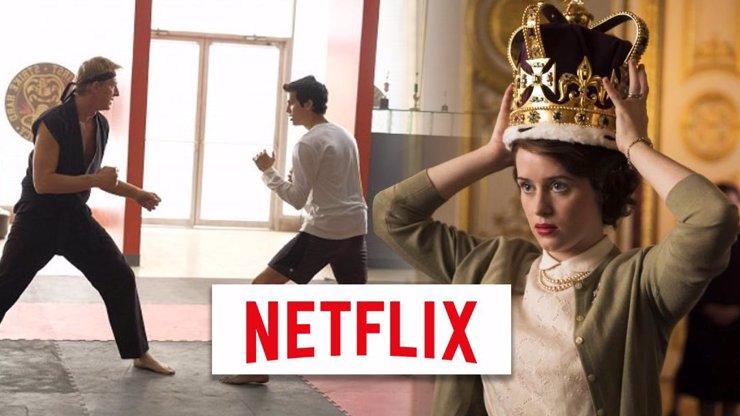 Nejlepší seriály na Netflixu: Co se vyplatí sledovat za dlouhých zimních večerů nebo v karanténě