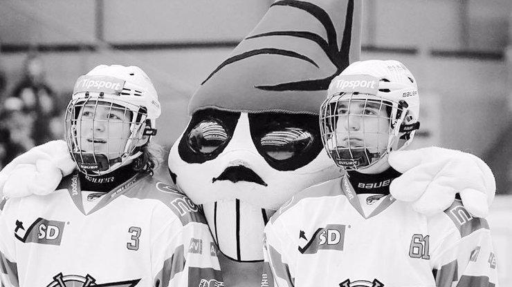 Lauko vzpomíná na zesnulého hokejistu Buchtelu (†20): Nedokážu pochopit, že se na něj doktoři vykašlali