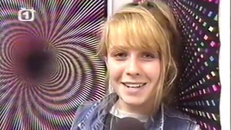 Retro eXtra: Sledujte rozhovor Terezy Pergnerové, když byla ještě dítě! Z jaké vzrušující mezinárodní hvězdy byla tehdy úplně na větvi?