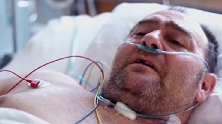 Pražský taxikář se konečně dočkal: Po 56 dnech ho propustí z nemocnice