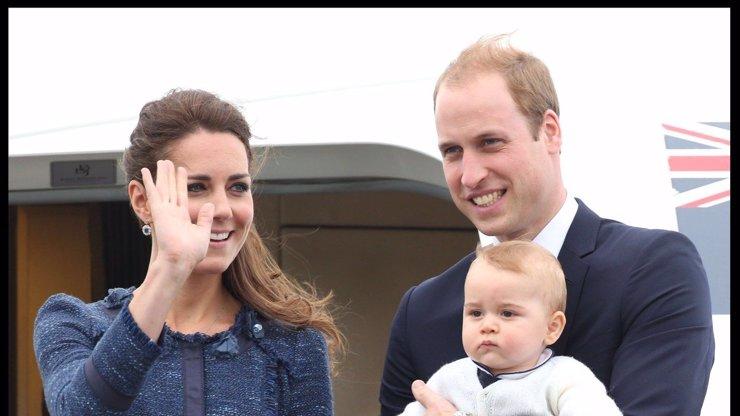Královský pár je mimořádně plodný: Vévodkyně Kate je těhotná!