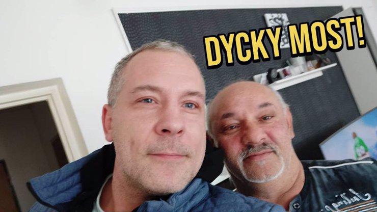 S JOŽEM V CHANOVĚ: Neuvěříte, čím se romský kápo ze seriálu Most! živí! VIDEO