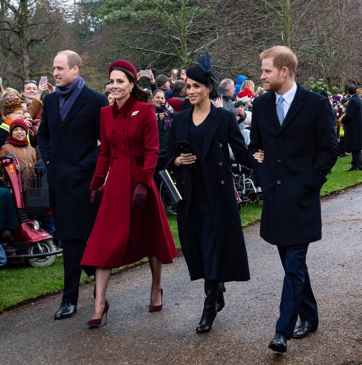 Válka vévodkyň graduje: Těhotná Meghan se pustila do Kate kvůli princezně Charlotte!
