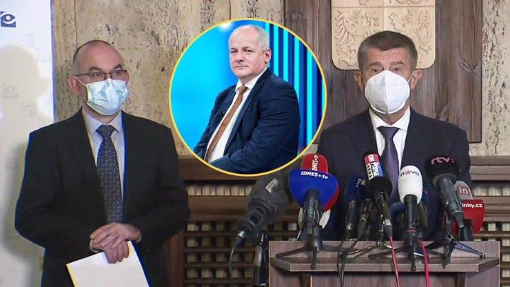 Exministr Prymula bude pomáhat Blatnému: Ministerstvo chce využít jeho znalosti