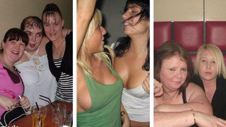 Brutální souboj národů v nočních klubech: Nelidsky šeredné Britky vs. sexy Švédky. Tahle galerie vám vypálí oči!