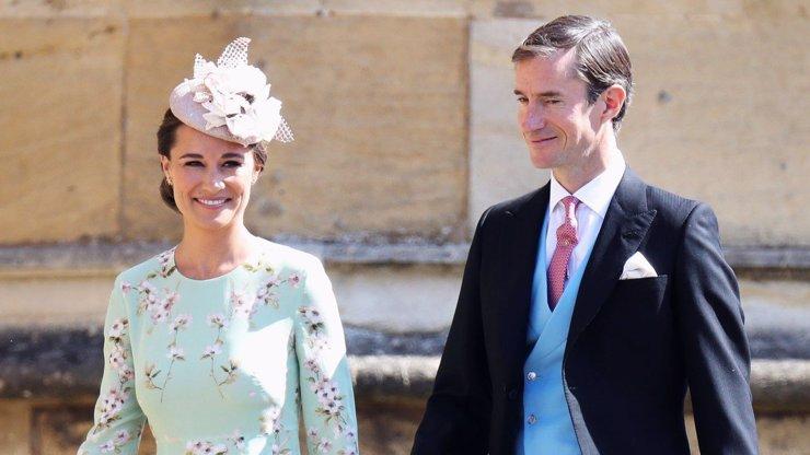 Radost v britské královské rodině: Pippa Middleton se stala dvojnásobnou maminkou