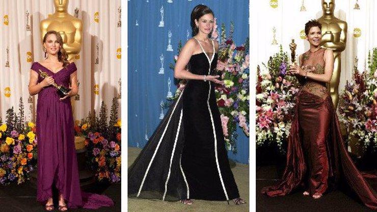 Kultovní šaty z Oscarů! Podívejte se na ikonické róby, které se zapsaly do dějin!
