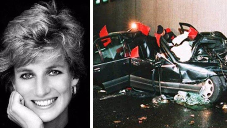 21 let od tragické smrti princezny Diany: Jaká byla její poslední slova a co prozradil hasič?