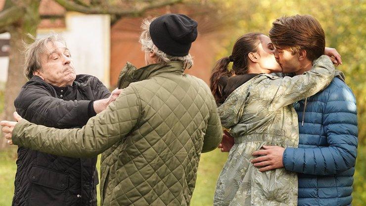 Nové díly seriálu Slunečná přinesou skutečné drama: Strach o život, svatba a nečekaný zvrat