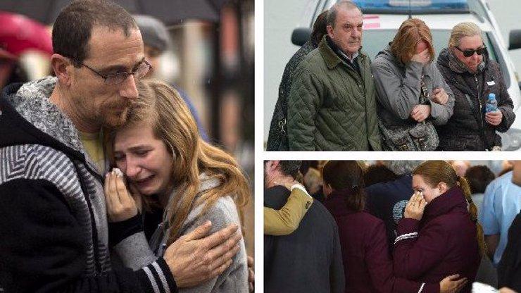 Zhroucené rodiny obětí z Airbusu A320 přiletěly do Francie. Na místo tragédie je stejně nepustí