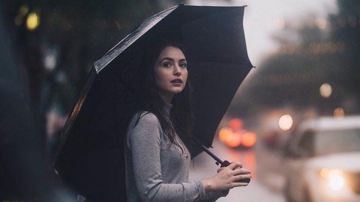 Týdenní předpověď počasí: Bez deštníků ani na krok, varuje meteoroložka