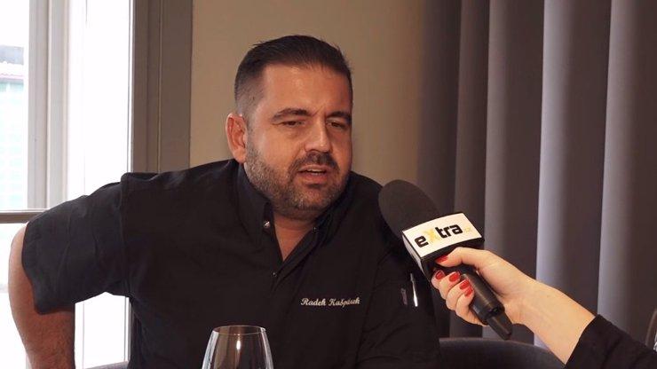 MasterChef Radek Kašpárek po operaci páteře: Prožil jsem strašnou bolest, nesmím se otáčet