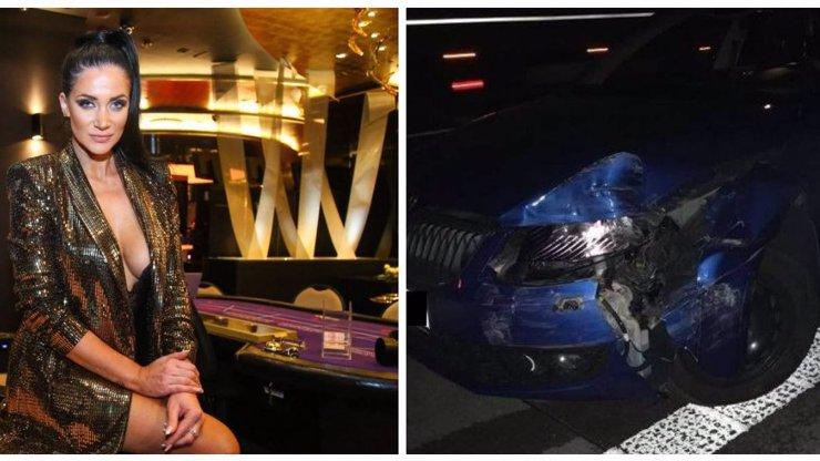 Neskutečná smůla Andrey Pomeje: Jak došlo k drsné nehodě a kdo řídil?