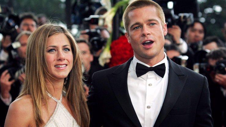 Brad Pitt a Jennifer Aniston zažehli starou jiskru: Před fanoušky flirtovali jako diví