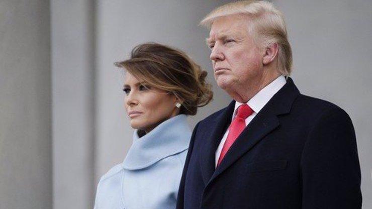 Melania Trump už počítá minuty do rozvodu: Bojí se pomsty, počká, až Donald nebude prezidentem