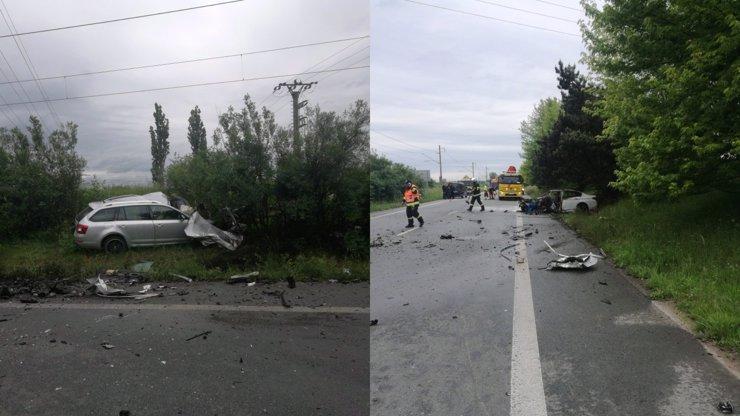 Nové informace k tragédii na Královéhradecku: Mladík rád riskoval, zjevně autonehodu zavinil