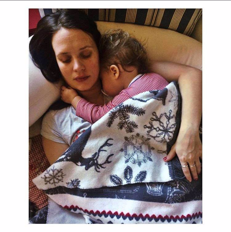 Kristýna Leichtová porodila do vany. Domácí porod není pro každého, říká