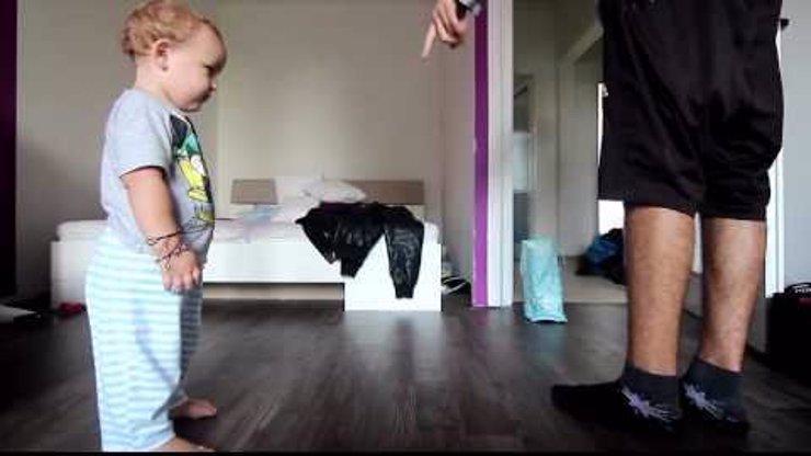 Podívejte se, jak talentované české dítě tančí breakdance! Maximální roztomilost zaručena!