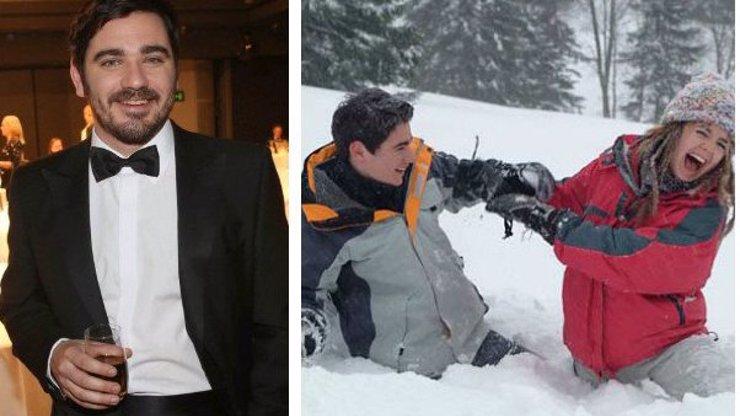 Vojta Kotek by během natáčení Snowboarďáků holky moc neoslnil: Byl jsem ještě panic!