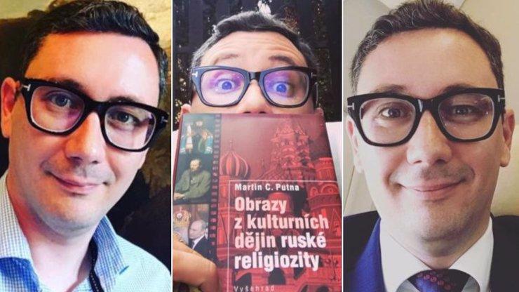 Tohle jsou OČI FANATIKA: 19 děsivých selfíček Jiřího Ovčáčka, ze kterých neusnete