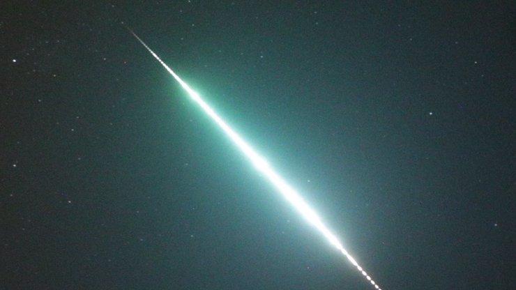 Na území Česka zřejmě dopadl vzácný meteorit: Vědci prozradili kam