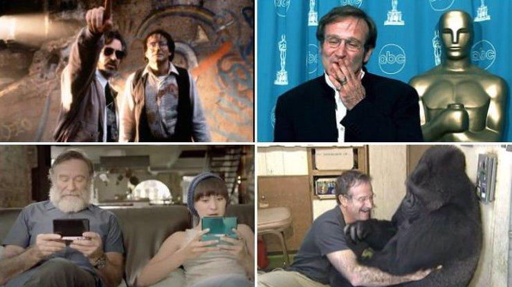 10 zajímavostí o Robinu Williamsovi (†63), které musíte vědět. Proč měl depky a přestal brát drogy?!