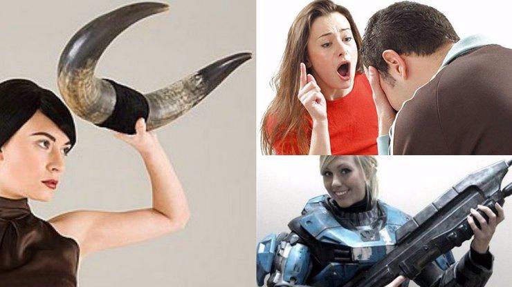 Myslíte si, že jste holka do nepohody? Omyl! Tohle je 10 důkazů, že jste příšerná semetrika!