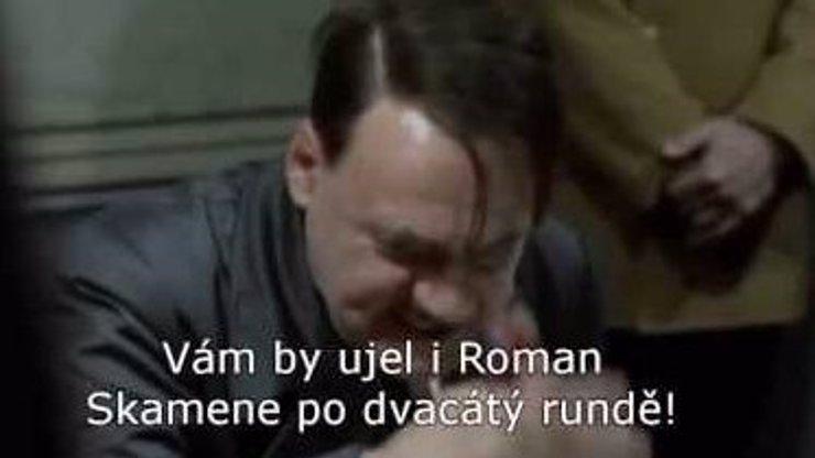 Podívejte se na neuvěřitelné video! Ivetu Bartošovou už nahání po Evropě i Adolf Hitler!