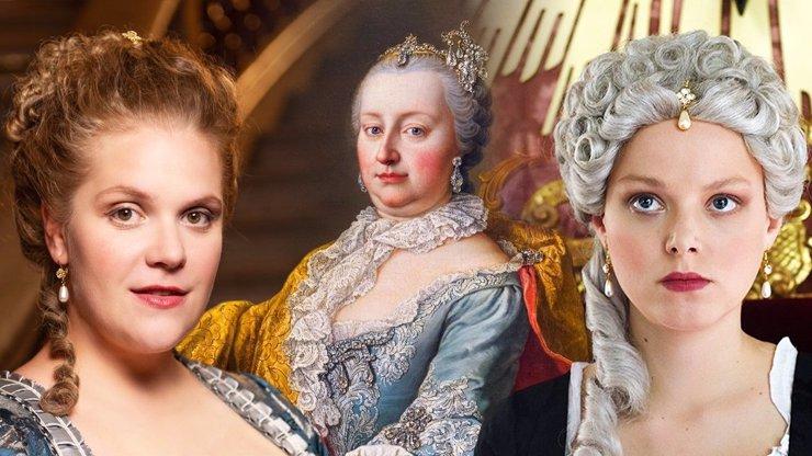 Natáčí se pokračování Marie Terezie: Která herečka ztvární panovnici tentokrát?