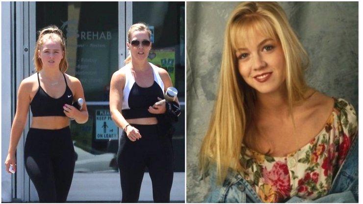 Jablko nepadlo daleko od stromu: Kelly z Beverly Hills 90210 ukázala dceru