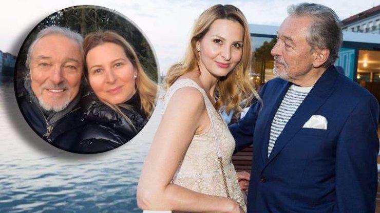 Ivana Gottová slaví 45: Jak se vdova se dvěma dcerami kdysi s Karlem seznámila